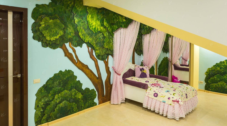 Детская комната в квартире souvenir