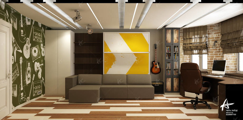 комната хард-рок