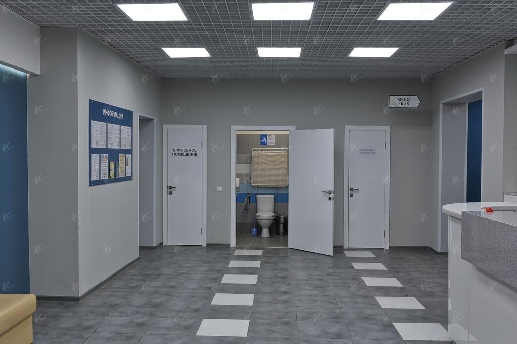 туалеты в РКЦ город Киров