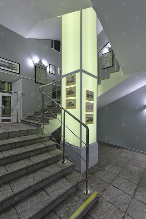 лестничный марш между 2 и 3 этажом