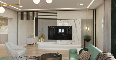 Как расставить мебель в гостиной?