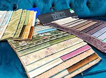 Как правильно выбрать мебельную ткань