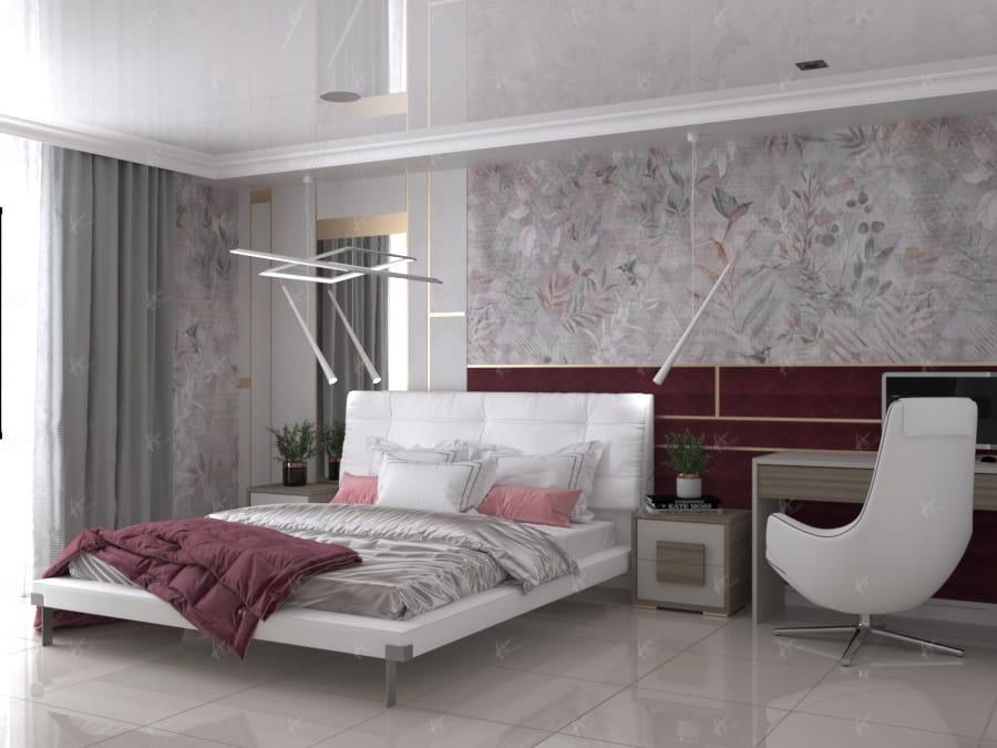 Квартира Майами - спальня