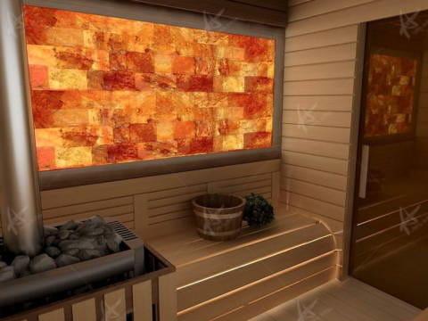 Дизайн стенки — коттедж Лайт