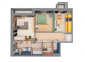 2d планировки — помощь в приобретении квартиры!