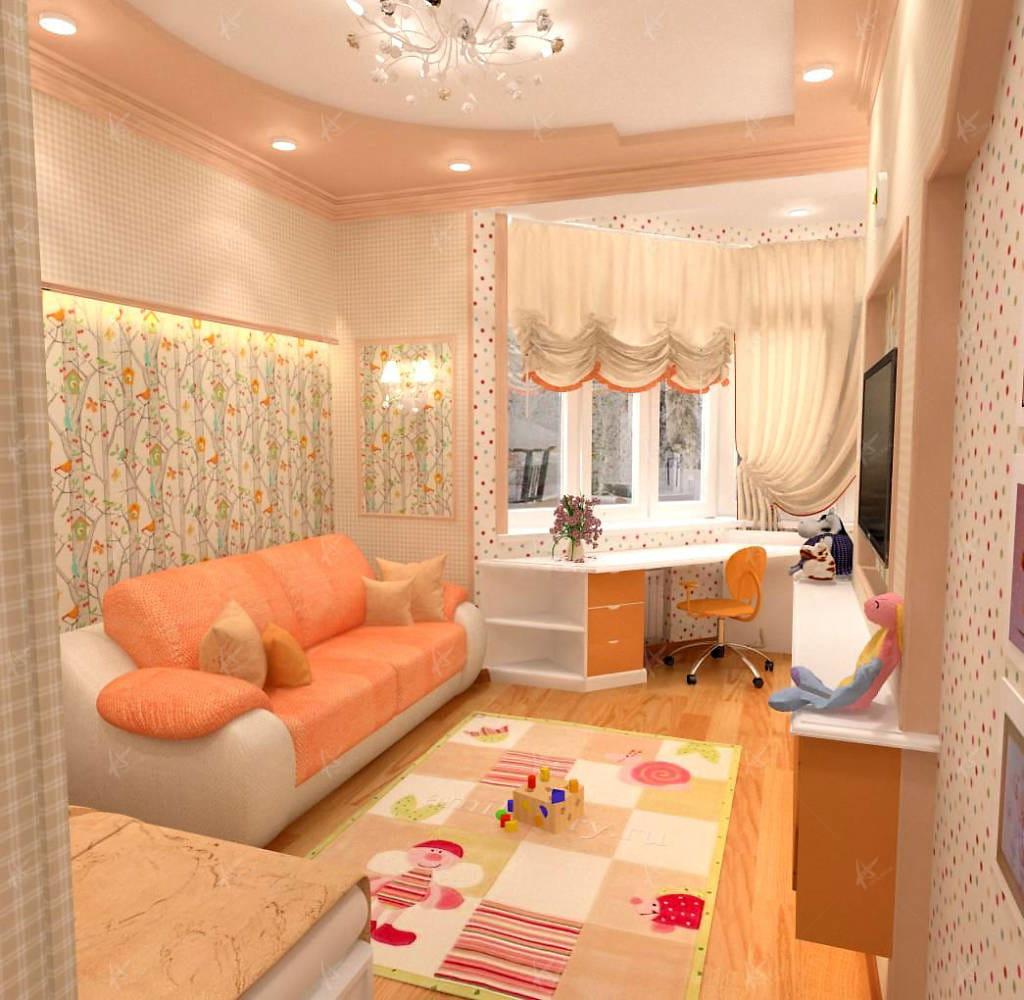 Диван в квартире Дубровка