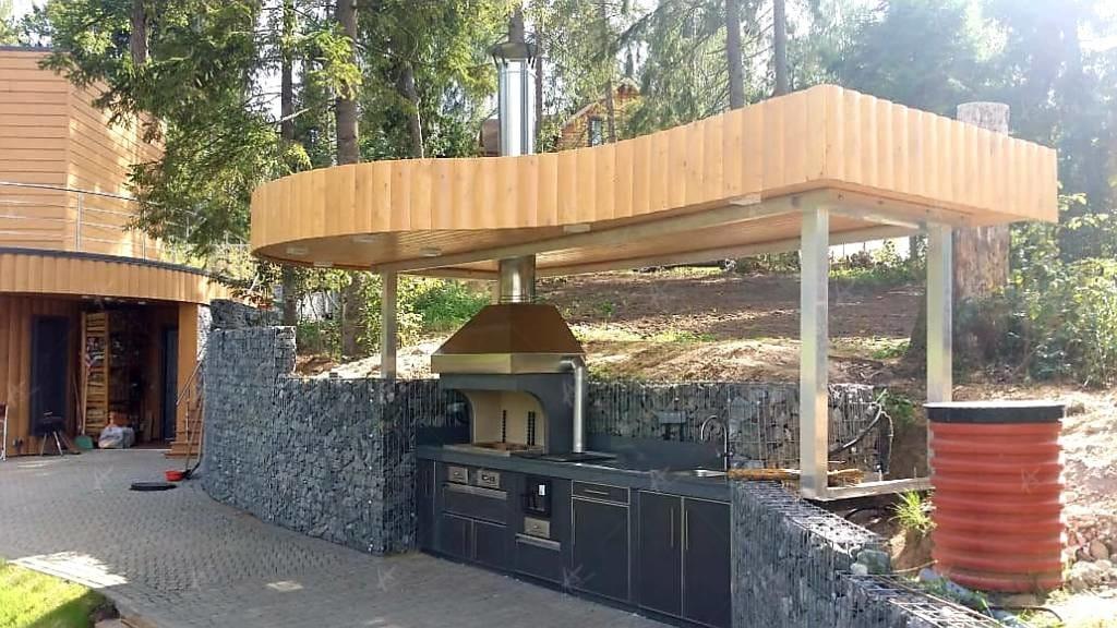 Место для барбекю
