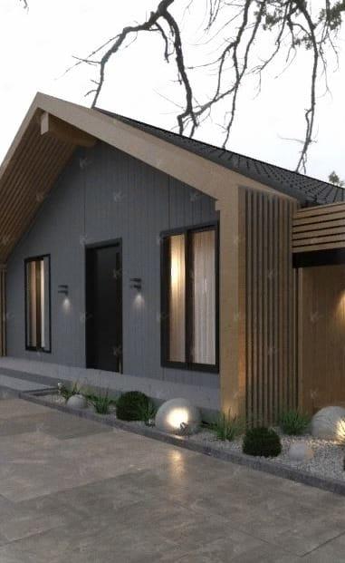 Разработка архитектурных форм