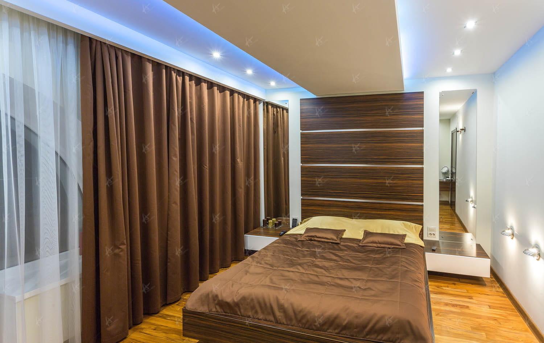 Спальная комната в квартире souvenir