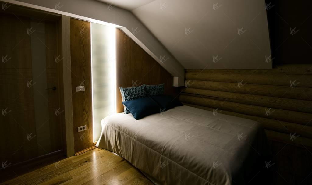 кровать  втором этаже