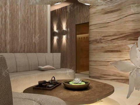 Коттедж Лайт — ковёр в комнате