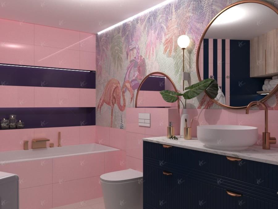 Майами - детская ванная комната